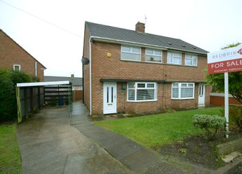 Thumbnail 2 bed semi-detached house for sale in Kingswood Close, Chesterfield