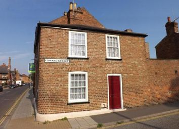 Thumbnail 2 bed cottage to rent in Edward Street, Louth
