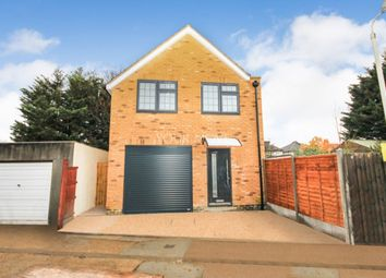Thumbnail 2 bed detached house for sale in Lennox Close, Romford
