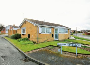 Thumbnail 2 bed detached bungalow for sale in Briarwood Close, Forest Town, Mansfield, Nottinghamshire