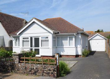 Thumbnail 3 bed detached bungalow for sale in Elmer Road, Elmer Sands, Bognor Regis