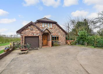 Thumbnail 4 bed detached house for sale in Ifield Road, Meopham, Kent
