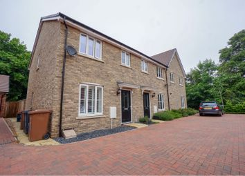 Thumbnail 3 bed end terrace house for sale in Kilner Close, Stevenage