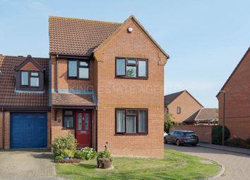 Thumbnail 4 bed semi-detached house for sale in Birchen Lee, Emerson Valley, Milton Keynes, Buckinghamshire