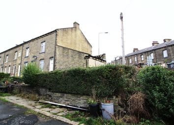 Thumbnail 4 bed end terrace house for sale in Bright Street, Sowerby Bridge
