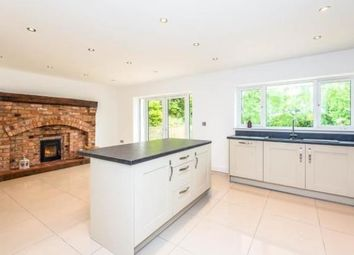 Thumbnail 5 bed detached house to rent in Hatherton Road, Cannock