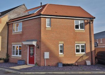 Thumbnail 3 bed semi-detached house for sale in Farrer Way, Barleythorpe, Oakham