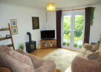 Thumbnail 1 bed flat to rent in Roachs Court, Longstone Hill, St. Ives, Cornwall