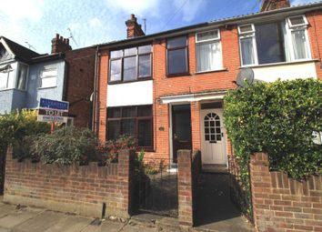 Thumbnail 3 bedroom end terrace house to rent in Schreiber Road, Ipswich