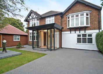 Thumbnail 4 bed detached house for sale in Thackerays Lane, Woodthorpe, Nottingham
