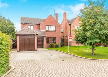 Thumbnail 3 bed detached house for sale in Merestone Close, Southam