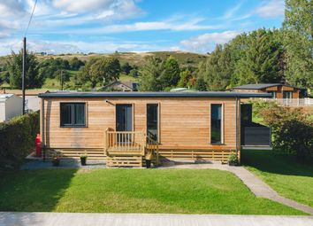 Thumbnail 1 bed lodge for sale in Twin Rivers, Foel Welshpool