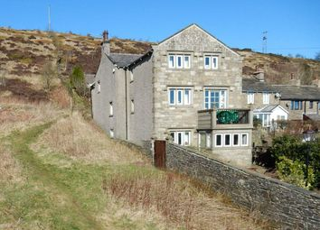 Thumbnail 4 bed detached house for sale in Oakenhead Wood Old Road, Rawtenstall, Rossendale