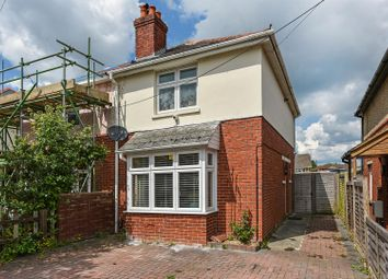 Thumbnail 2 bed semi-detached house for sale in Orchard Road, Andover