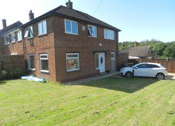 Thumbnail 3 bed semi-detached house for sale in Luton Road, Ashton-On-Ribble, Preston