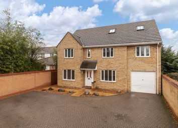 Thumbnail 6 bed detached house for sale in High Street, Milton, Cambridge