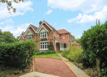 Thumbnail 3 bed semi-detached house to rent in Highbrook Lane, West Hoathly, East Grinstead
