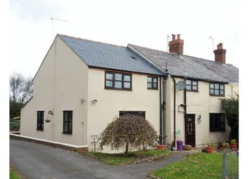 Thumbnail 5 bed semi-detached house for sale in Leeswood, Mold