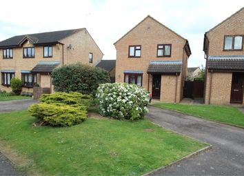 Thumbnail 3 bed detached house for sale in Turner Road, Stowmarket, Suffolk