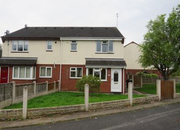 Thumbnail 1 bed end terrace house for sale in Lilleshall Way, Stafford