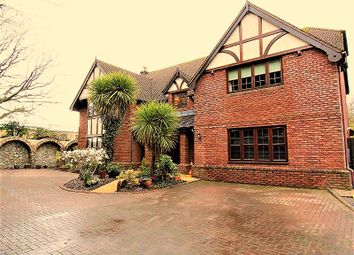 Thumbnail 6 bed detached house for sale in Pwllmelin Road, Llandaff