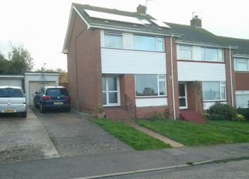 Thumbnail 4 bed end terrace house for sale in Vernon Road, Exmouth