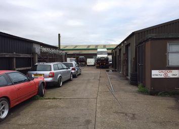 Thumbnail Light industrial for sale in Basildon