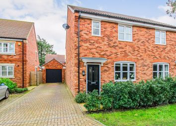 Thumbnail 3 bed semi-detached house for sale in Greenacre Place, Newbury