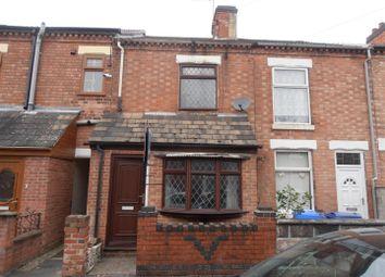 Thumbnail 3 bed terraced house for sale in Grange Street, Burton-On-Trent