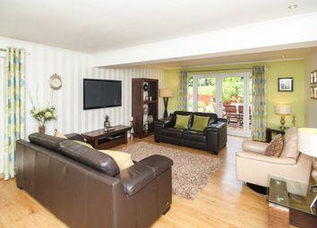 Thumbnail 4 bed detached house for sale in Broomieknowe Gardens, Burnside, Glasgow