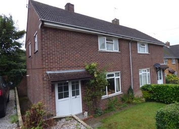 Thumbnail 4 bedroom semi-detached house to rent in Firmstone Road, Winchester