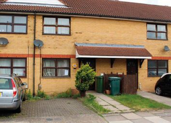Thumbnail 2 bed terraced house for sale in Keogh Road, Stratford, London