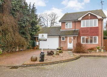 Thumbnail 4 bed detached house for sale in The Spiert, Aylesbury, Buckinghamshire