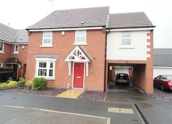 Thumbnail 4 bedroom detached house for sale in Harebell Close, Kirkby-In-Ashfield, Nottinghamshire