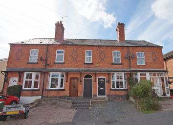 Thumbnail 2 bed terraced house for sale in Shrubbery Road, Bromsgrove