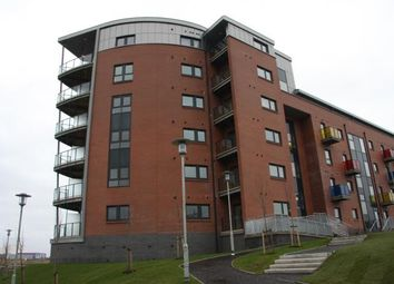 Thumbnail 2 bed penthouse to rent in 5/1, 14 Cardon Square, Renfrew