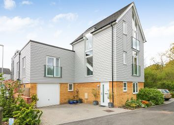 Thumbnail 4 bed detached house for sale in Campion Close, Ashford