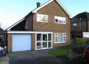 Thumbnail 3 bed link-detached house to rent in Mendip Crescent, Chesterfield, Derbyshire