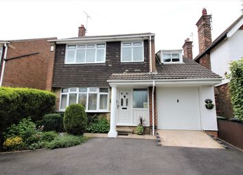 Thumbnail 4 bedroom detached house for sale in Moorgreen, Newthorpe, Nottingham