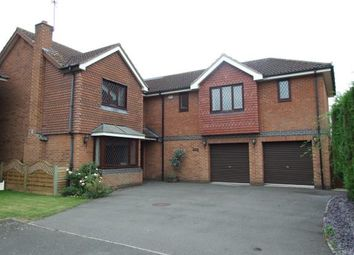 Thumbnail Property for sale in Swallows Drive, Stathern, Melton Mowbray, Leicestershire