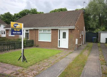 Thumbnail 2 bed bungalow to rent in Southwold Place, Beaconhill Green, Cramlington