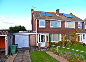 3 bed semi-detached house for sale in Netherfield Avenue, Eastbourne, East Sussex BN23