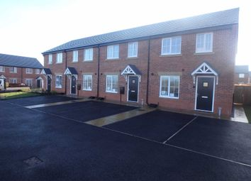 Thumbnail 2 bedroom mews house for sale in Fulmar Close, Farndon, Chester