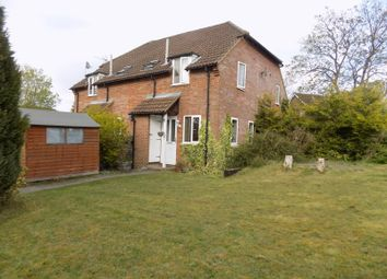 Thumbnail 1 bed terraced house to rent in Kimberley, Church Crookham, Fleet