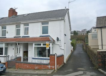 Thumbnail 3 bed end terrace house for sale in Gladstone Terrace, Blaenavon, Pontypool