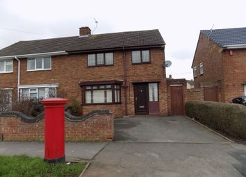 Thumbnail 3 bed semi-detached house to rent in Somerset Road, Stafford