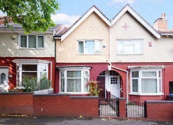 Thumbnail 3 bed terraced house for sale in Regent Road, Handsworth, Birmingham