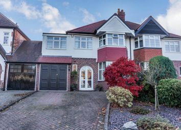 4 bed semi-detached house for sale in Maxstoke Road, Sutton Coldfield B73