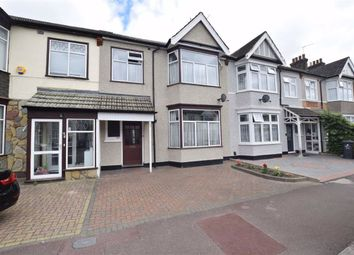 Thumbnail 4 bedroom terraced house for sale in Hurstbourne Gardens, Barking, Essex