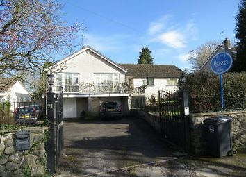 Thumbnail 4 bedroom detached bungalow for sale in Church Road, Winscombe